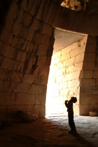 Counting Stones in Ancient Mycenae