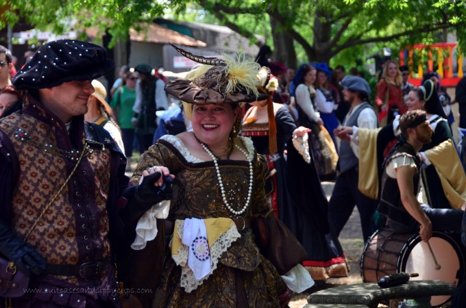 grande parade scarborough faire