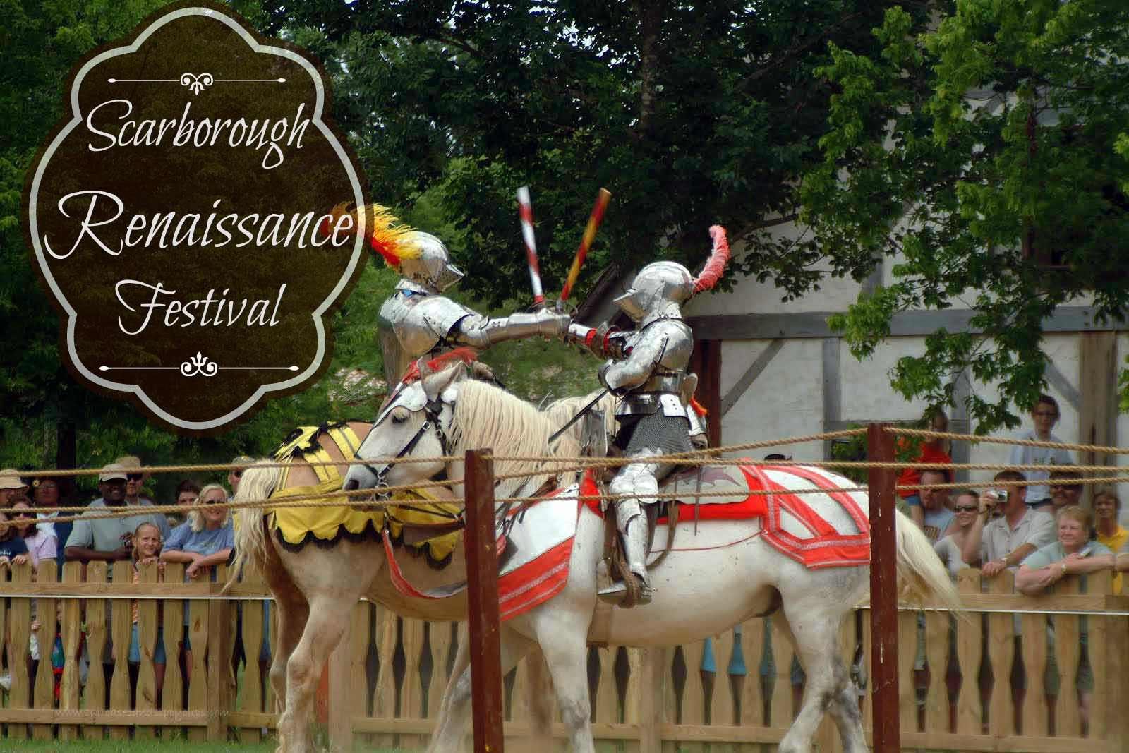 Are You Going to Scarborough Faire? : A Family Guide to a Texas Sized Renaissance Festival