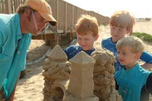 Visiting South Padre Island with Kids