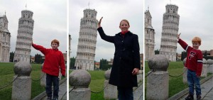 Embrace the Cliche~The Leaning Tower of Pisa