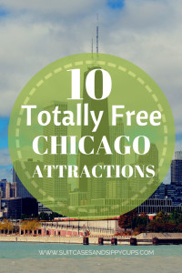 Free Things to do In Chicago with Kids