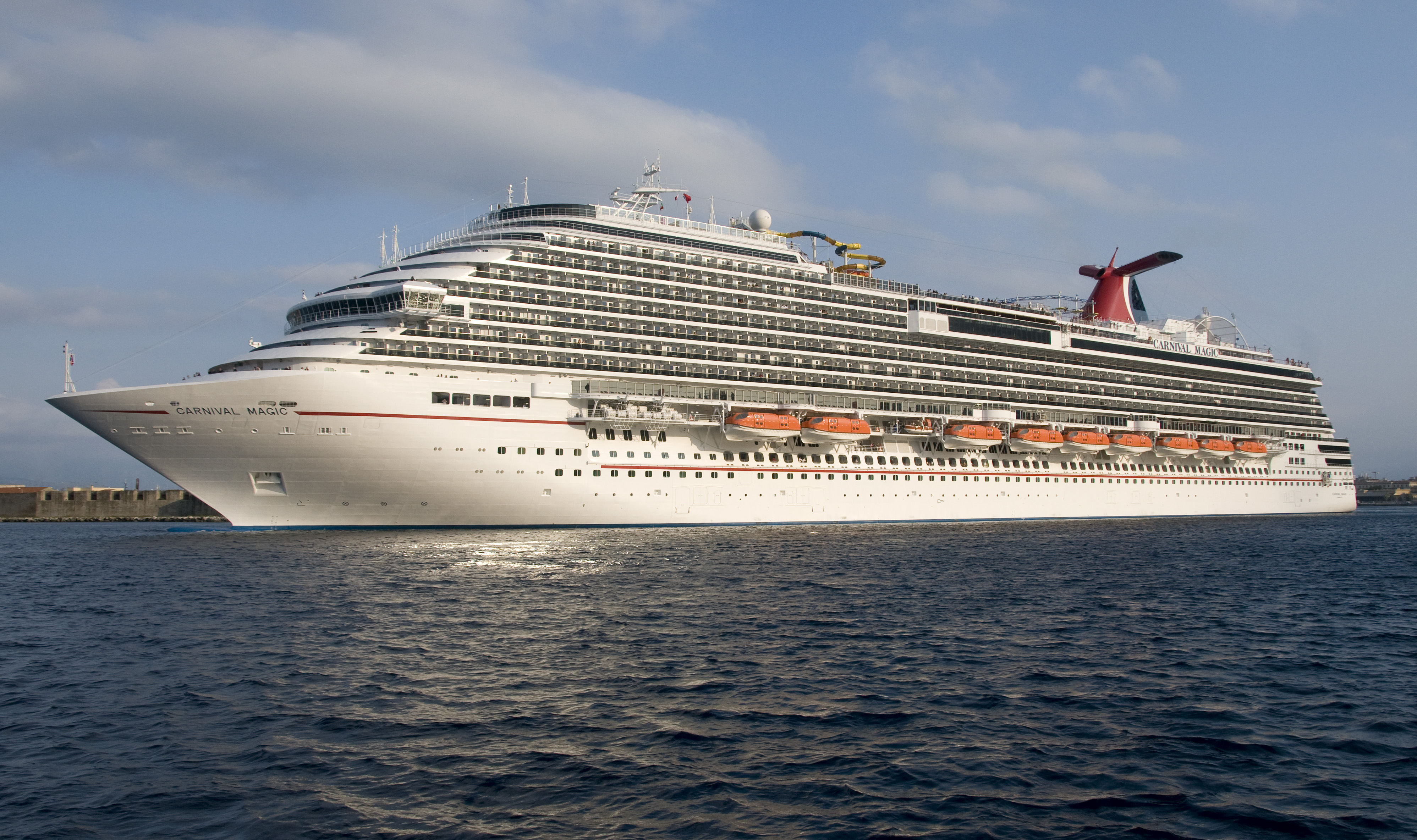 Ten Fun Activities For Families Aboard The Carnival Magic