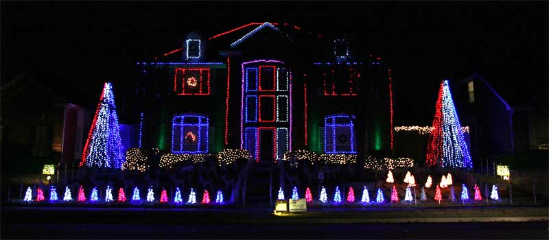 Gordon Lights Plano: Join The Gordon Family As They U201cWelcome Christmasu201d  With Highly Complex, Custom Designed Display Lights. Good Ideas