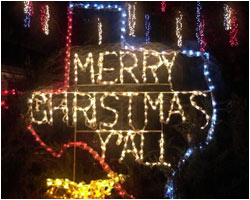 youve - Best Christmas Lights In Texas