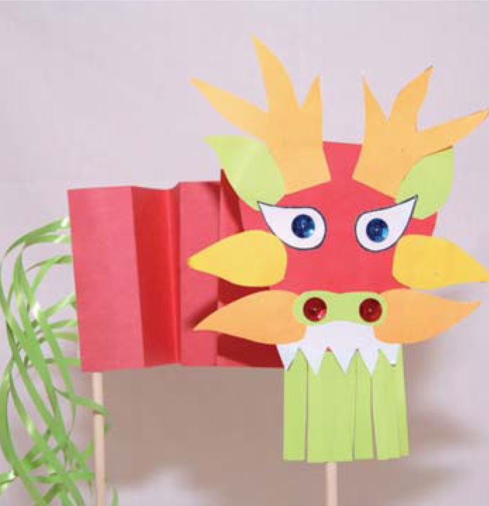 Celebrate The Chinese New Year In DFW 2016 Dragon Kids Craft