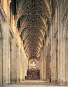 Stunning Surprises at Winchester Cathedral