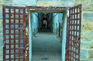 Eerie Beauty at Eastern State Penitentiary