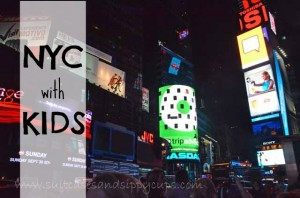 Tips for Surviving New York City with Kids: Travel Tips Tuesday