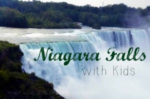 Diving In~What to Do at Niagara Falls with Kids and Families