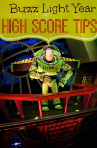 How to Improve Your Score on DisneyWorld's Buzz Lightyear Ride: Travel Tips Tuesday