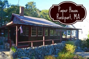 The Paper House in Rockport MA