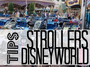Tips for Taking your Stroller to Disney~Travel Tips Tuesday