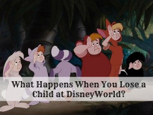 What Happens When You Lose a Child at Disney