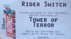 Using the Rider Switch Pass at DisneyWorld: Travel Tips Tuesday
