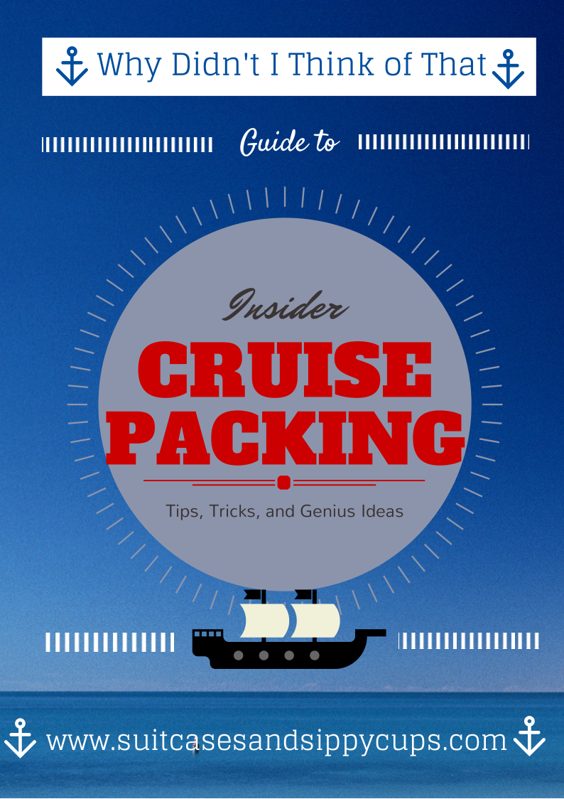 Why Didn't I Think of That? Ten Things to Add to Your Cruise ...