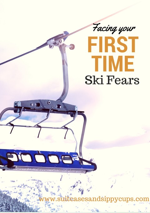 First Time Skiing Fears