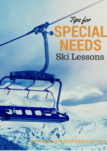 Preparing Your Special Needs Child for Ski Lessons: Travel Tips Tuesday