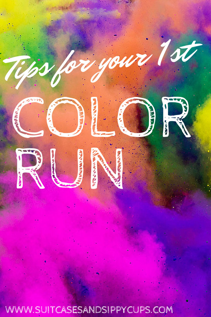 First color run what to expect and tips to make it awesome tips for first color run publicscrutiny Images