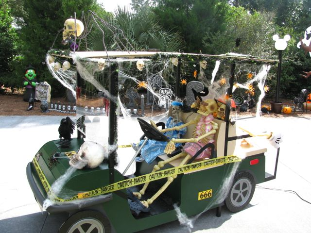 fort wilderness guest halloween decorations 2012 60