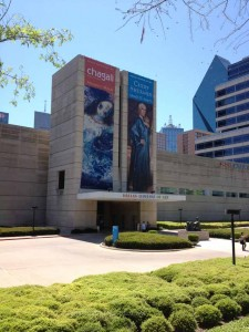 What to do with Kids at the Dallas Museum of Art