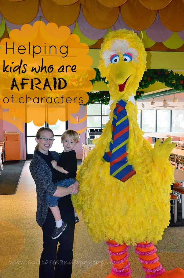 Kids Who are Scared of Characters  sc 1 st  Suitcases and Sippy Cups & Helping Kids Who Are Afraid of Costumed Characters :Travel Tips ...