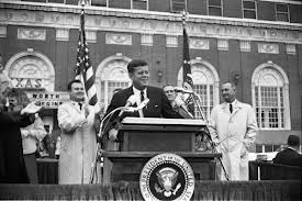 hotel texas last public speech kennedy