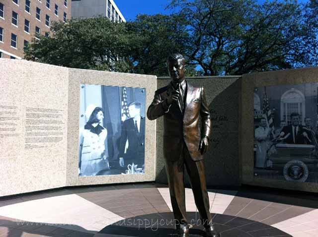 jfk tribute fort worth003