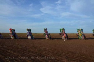 Everything you Need to Know About Cadillac Ranch: Travel Tips Tuesday