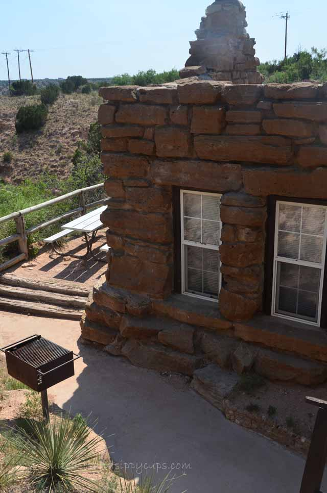 Rim Cabins Canyon Grand Texas