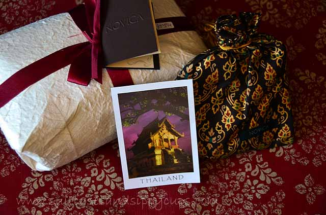 novica gift wrapping