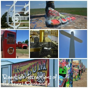 Weird and Wacky Roadside Attractions in the Texas Panhandle