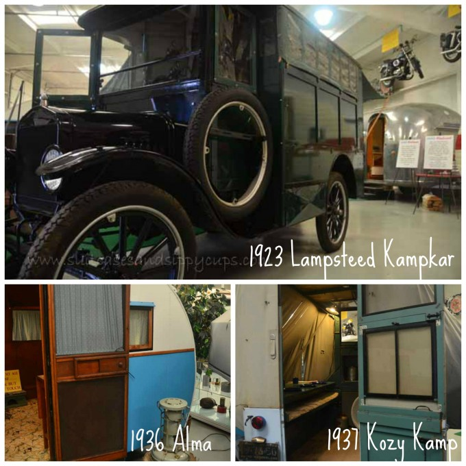 rv museum collage