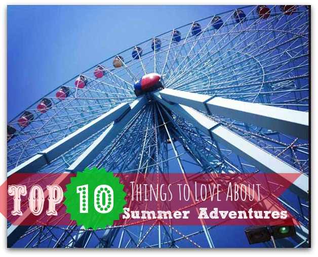 Summer Adventures at Fair Park~Newest Family Attraction in Dallas