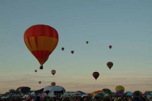 Tips for Taking the Kids to the Albuquerque Balloon Festival: Travel Tips Tuesday