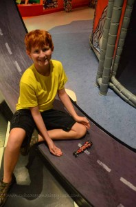 Spending the Day at LegoLand Discovery Center and SeaLife Grapevine