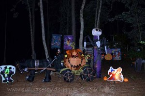 What to Expect at Fort Wilderness Halloween