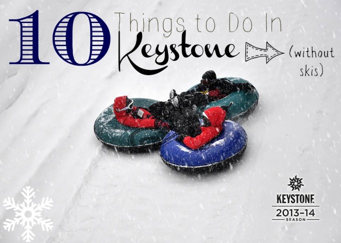10 things to do in keystone