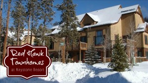 Keystone Lodging for Families: Red Hawk Townhomes