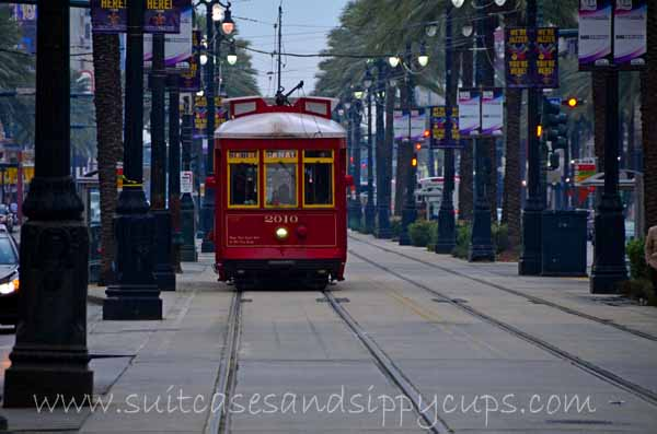 streetcar new orleans
