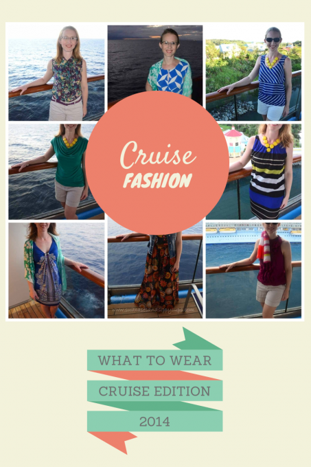 What to Wear Cruise Edition