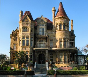 Exploring Bishop's Palace in Galveston with Kids. Yes, Really!