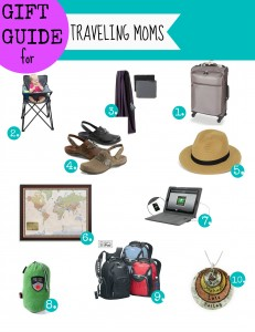 Mother's Day Gift Guide for Traveling Moms: Travel Tips Tuesday