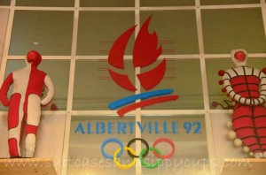 Relics of Olympics Past, Hopes of Olympics Future in Albertville, France
