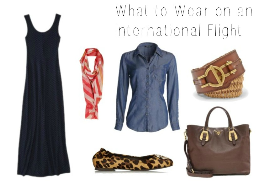 Travel Fashion Challenge What To Wear On An International