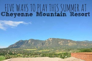 Five Ways to Play All Day at Cheyenne Mountain Resort in Colorado Springs