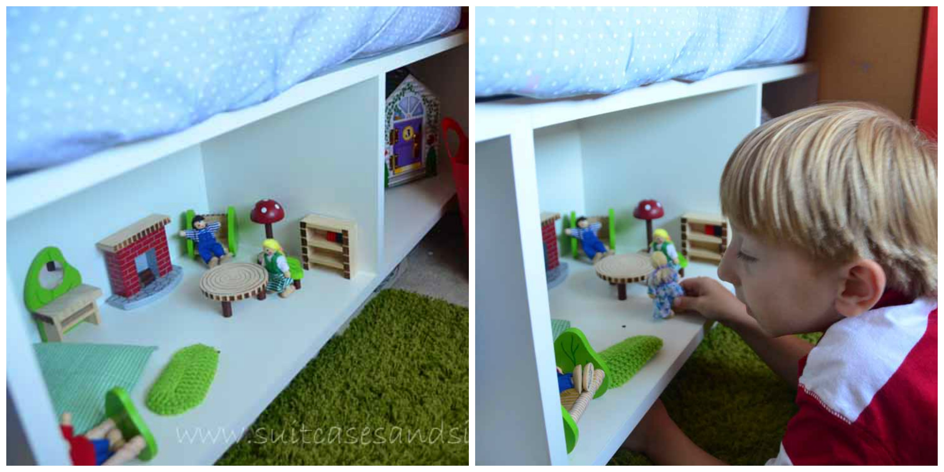 Convert Closet To Bedroom big family, small space} how to turn a closet into a kid's bedroom