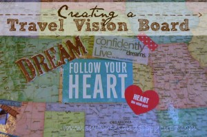 Fighting Travel Burnout with a Travel Vision Board