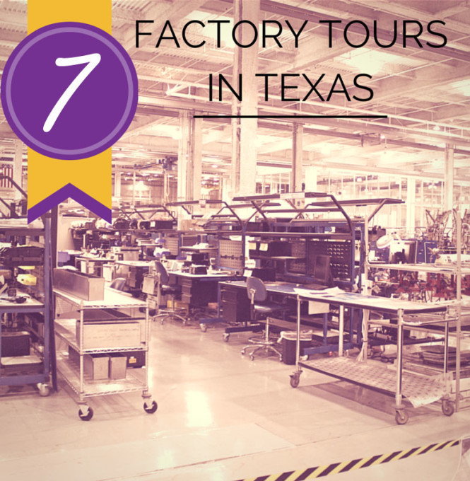 How It 39 S Made The Best Factory Tours In Texas Suitcases