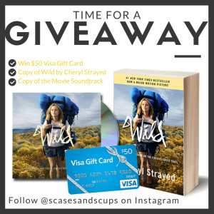 A Wild Giveaway: Win $50 + Wild by Cheryl Strayed